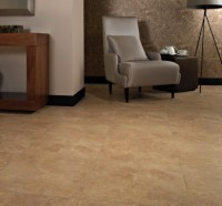 TV 32 Travertine Honey