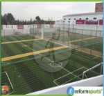 Fibrilated LSR Artificial Grass